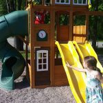 playground, kids playing, play area, park, parquet